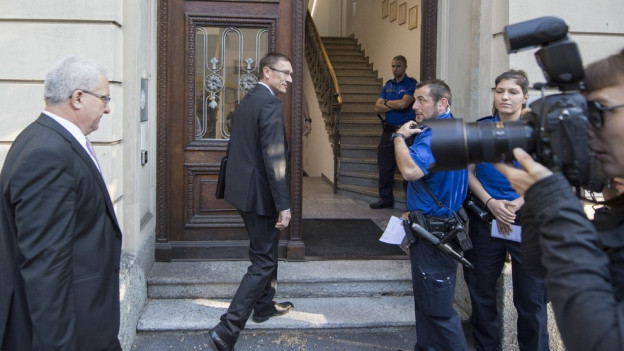 Die Luzerner Polizeispitze muss sich nochmals vor Gericht verantworten.
