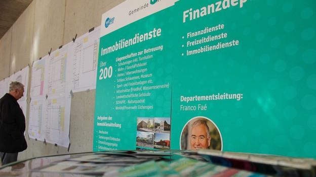 Einblicke in die Arbeit und Dienststellen der Gemeinde Kriens.