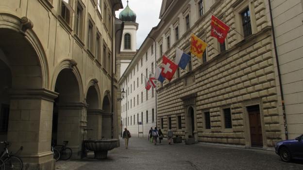 Das Luzerner Kantonsparlament hat sich deutlich für einen höheren Frauenanteil ausgesprochen.