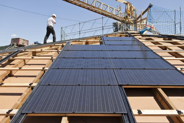 Mit dem neuen Energiegesetz soll Nachhaltigkeit gefördert werden