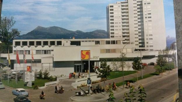 Das Shopping-Center in Luzern feiert sein 50-jähriges Bestehen.