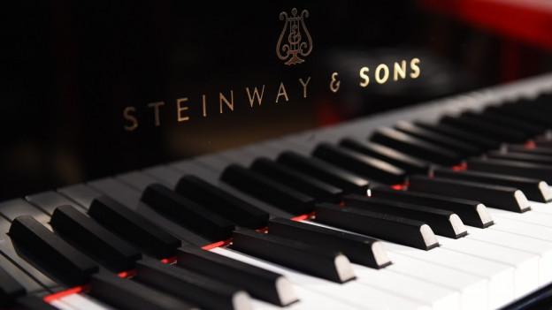 Steinway-Flügel stehen auch auf dem Einkaufszettel der Musikhochschule Luzern.