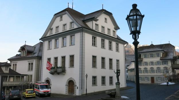 Rathaus Stans