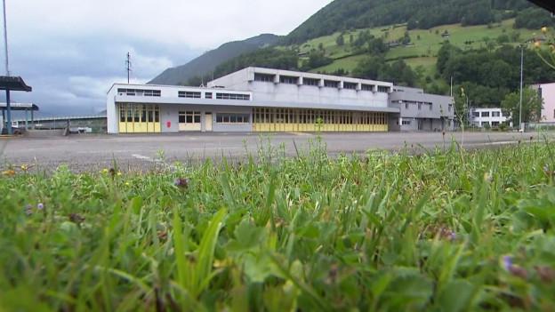 Bundesliegenschaft Wintersried in Seewen im Kanton Schwyz
