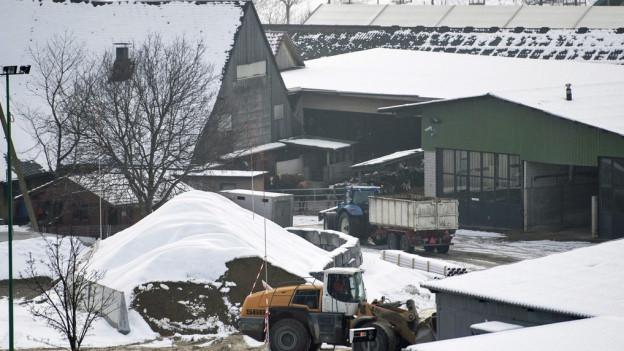 Bauernhof in Ufhusen