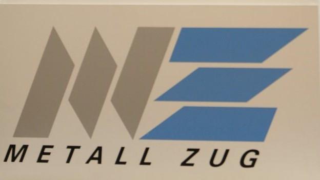 Logo Metall Zug