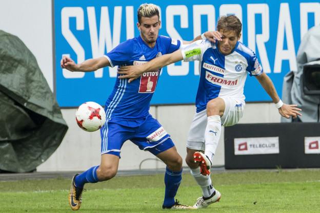 Luzern konnte in der Schlussphase aufdrehen.