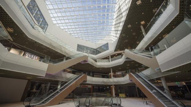 Shoppingcenter Mall of Switzerland