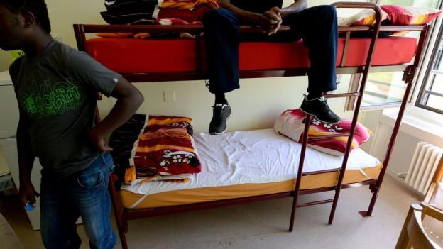 Sparmassnahmen im Asylbereich