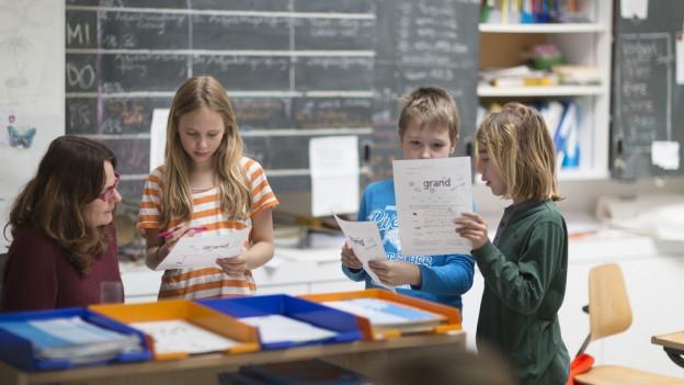 Die Luzerner Regierung erklärt Teile der Bildungsinitiative als ungültig.