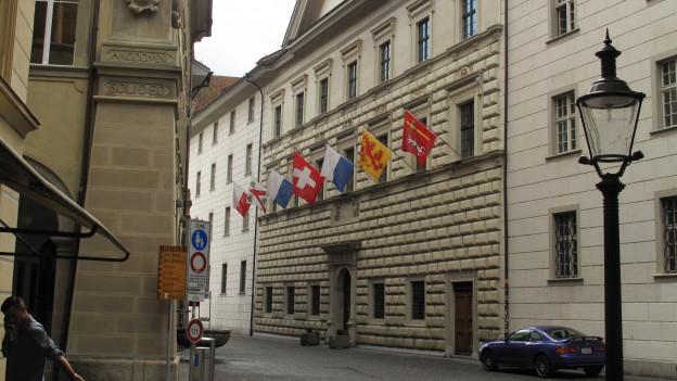 Das Luzerner Regierungsgebäude.