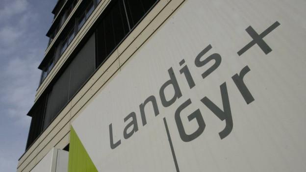 Landis und Gyr ist wieder an der Börse