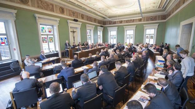 Für ein künftiges Amtsenthebungsverfahren soll eine kantonsrätliche Komission zuständig sein