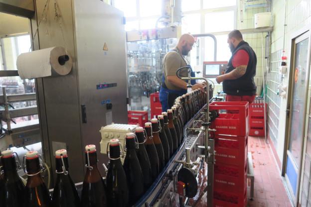 Regionale Craft-Biere sind im Trend.