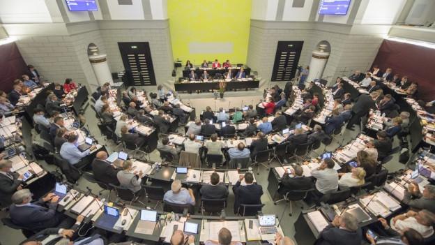 Debatte im Luzerner Kantonsrat