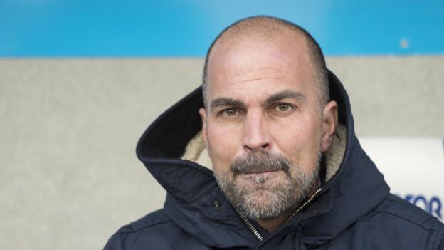 Bleibt Babbel nach den harschen Worten gegen die Clubleitung wirklich bis Ende Saison?