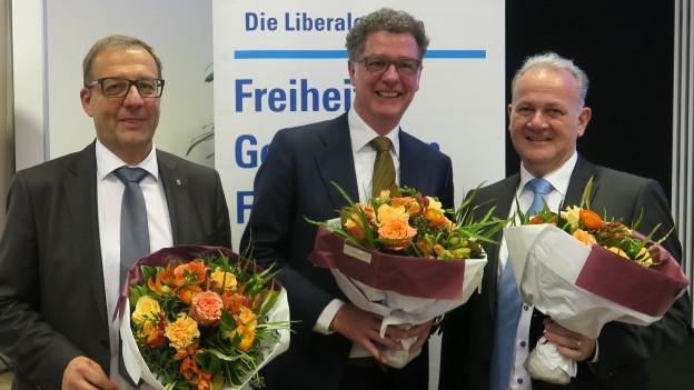 Die FDP hat ihre Kandidaten nominiert