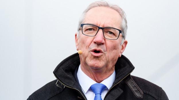 Robert Küng tritt bei den nächsten Wahlen nicht mehr an.