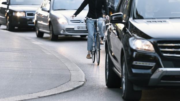 Neue Projekte sollen die Verkehrssituation in der Zentralschweiz verbessern.