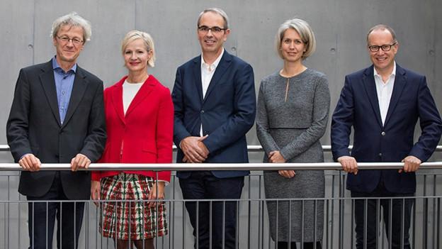 Der Luzerner Stadtrat