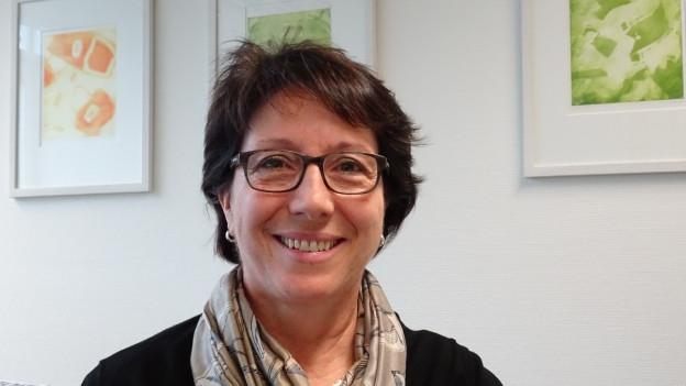 Porträt Barbara Bär