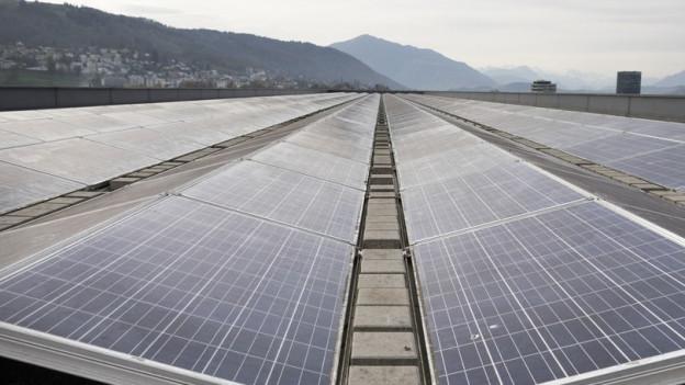 Ziel des Gesetzes ist, dass die Gebäude im Kanton Luzern weniger Energie brauchen und vermehrt erneuerbare Energie eingesetzt werden.