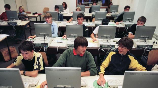 Informatik-Mittelschule