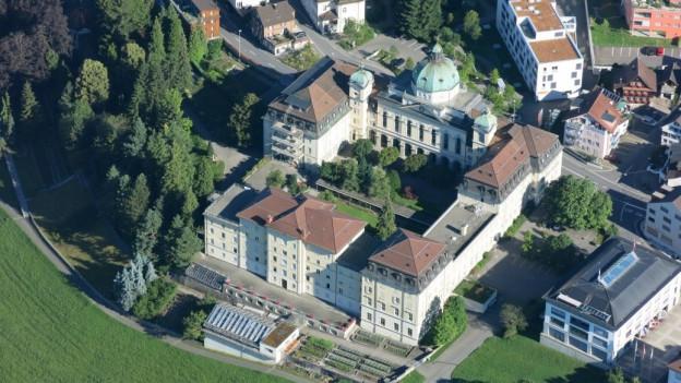 Das Kloster Menzingen soll umgebaut werden.