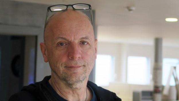 Portrait des Filmemachers Beat Bieri
