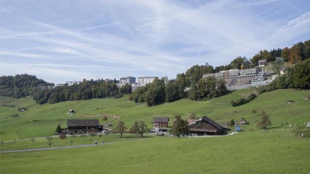 Eine Buslinie nach Ennetbürgen soll bereits auf den Fahrplanwechsel 2019 realisiert werden.