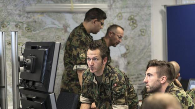 Generalstabsschule bei der Schweizer Armee