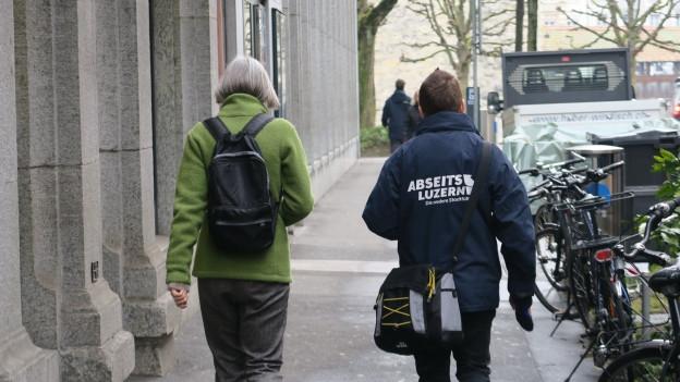Bereits rund 4500 Leute besuchten die alternative Stadtführung in Luzern.