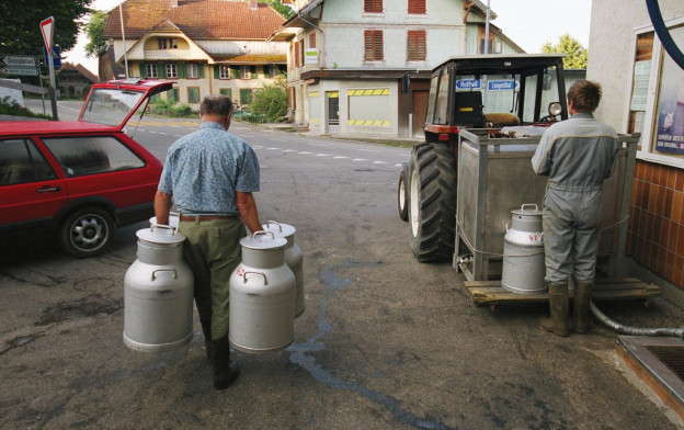 Milchbauern