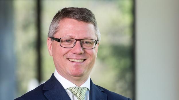RR-Kandidat der SP Jörg Meyer