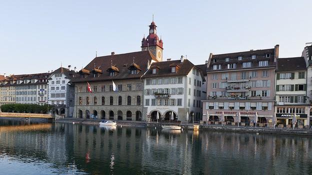 Rathaus von Luzern