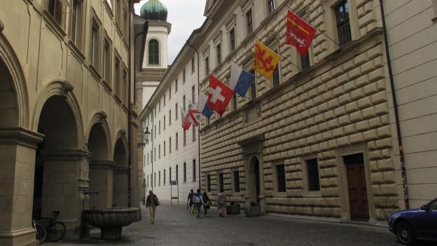 Regierungsgebäude Luzern