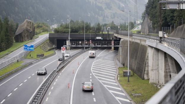 Gotthard-Strassentunnel