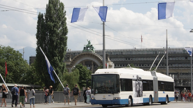 Die VBL-Busse waren im letzten Jahr gut besetzt.