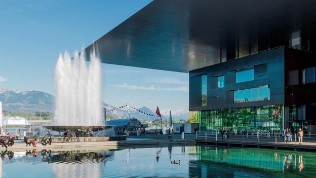 Das KKL Luzern hat ein gutes Geschäftsjahr hinter sich