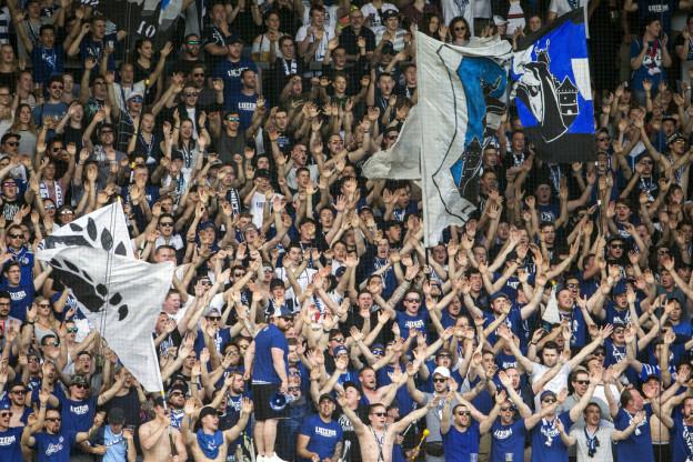 Die Fans konnten in dieser Saison 15 FCL-Siege bejubeln.