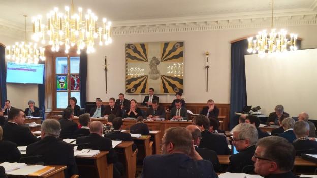 Sitzung des Landrats Uri (Archivbild)