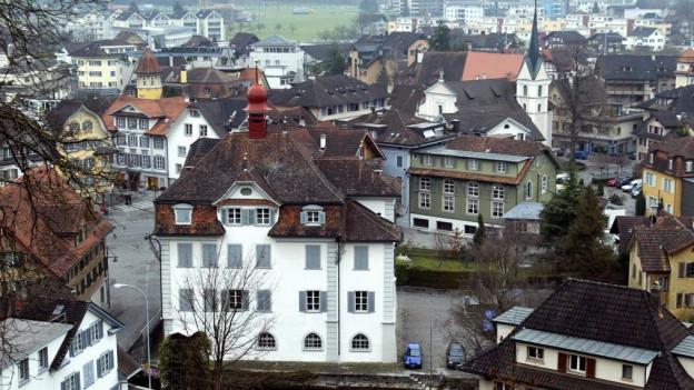 Die Steuern steigen im Kanton Obwalden von 2,95 auf 3,25 Einheiten.