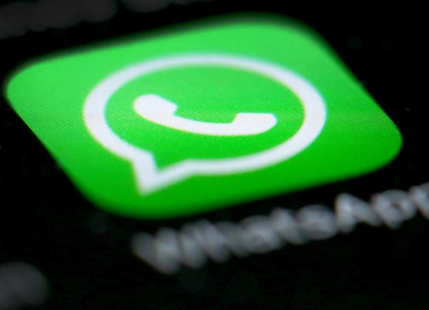 Das Icon der Nachrichten-Applikation Whatsapp