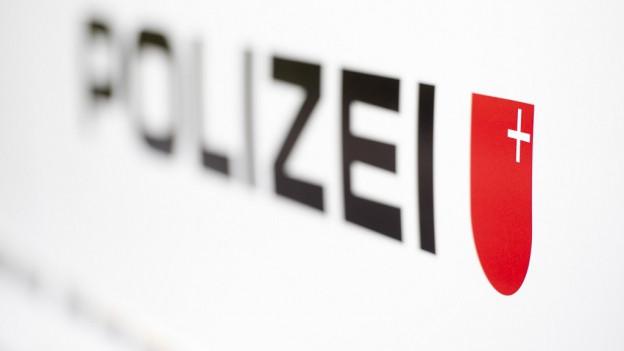 Logo der Schwyzer Kantonspolizei.