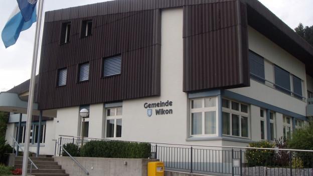 Gemeindehaus Wikon
