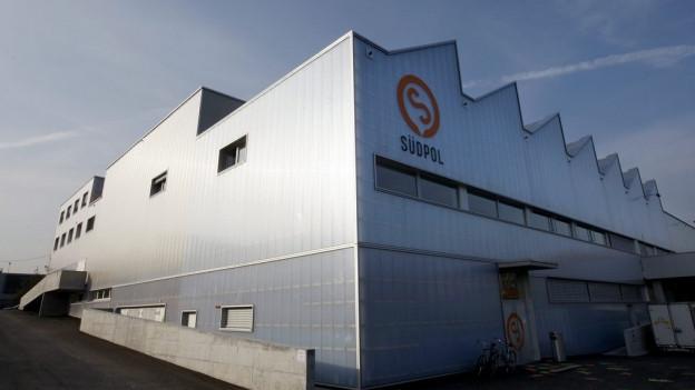 Ansicht des Kulturhauses Südpol