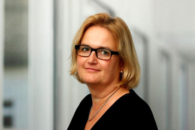 Die 52-jährige Franziska Berger ist Pflegedirektorin im Spital Bülach.
