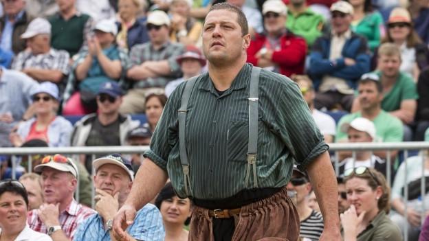 Der Spitzenschwinger Martin Grab steht unter Dopingverdacht