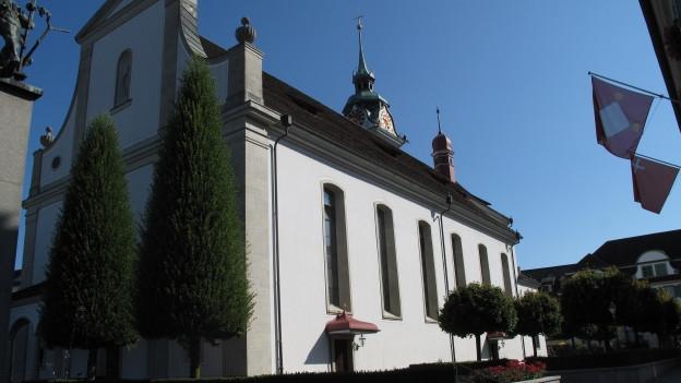 Pfarrkirche Küssnacht
