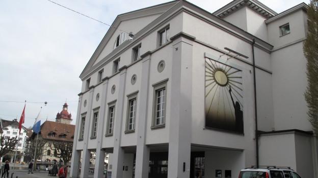 Das Luzerner Theater braucht eine neue Direktion.